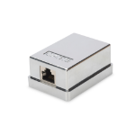 Digitus CAT 6 Surface Mount Box, 1-port