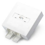 Digitus DN-931087D White outlet box