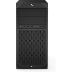HP Z2 G4 Intel® 8de generatie Core™ i7 i7-8700K 16 GB DDR4-SDRAM 512 GB SSD Tower Zwart Workstation Windows 10 Pro