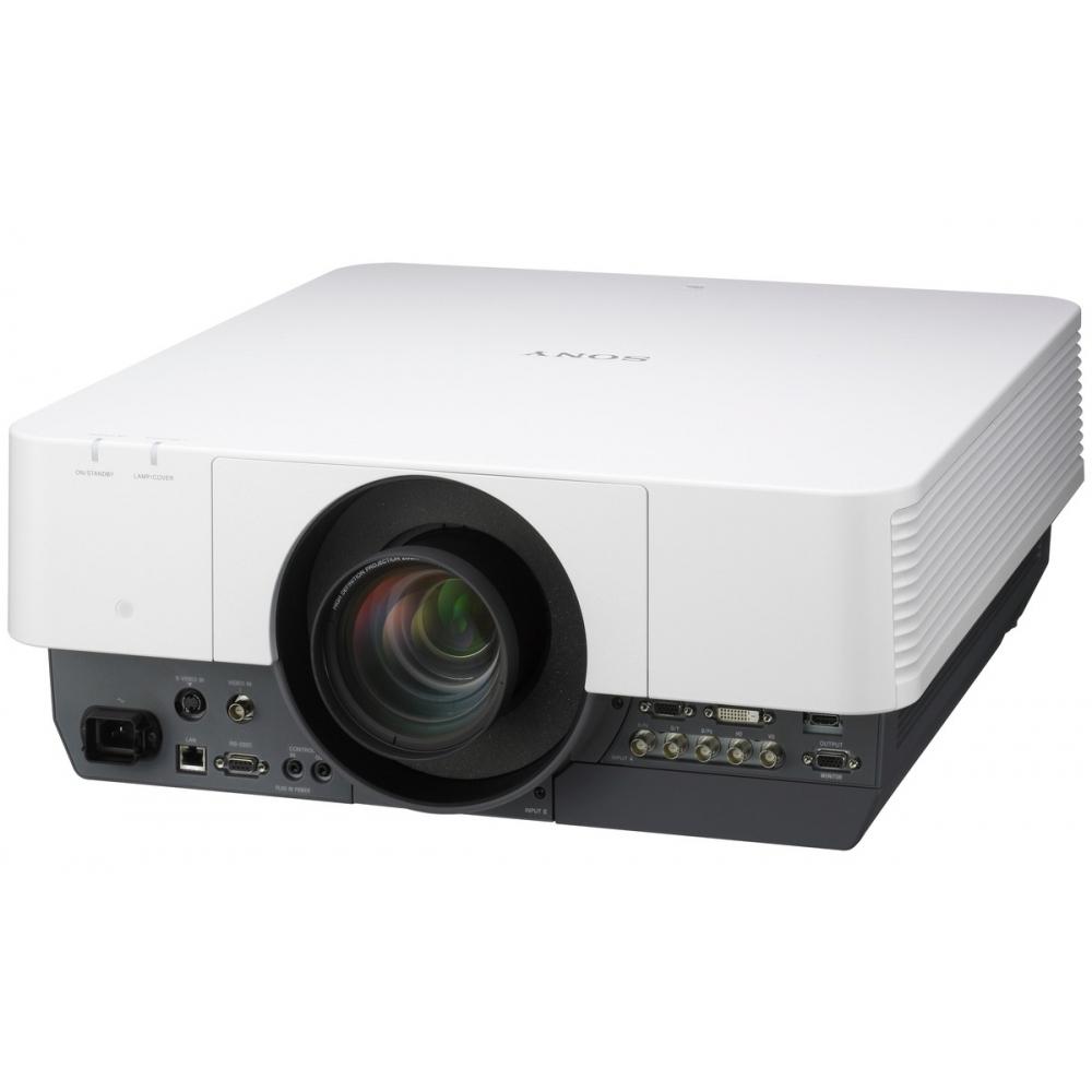Sony VPL-FH500L videoproyector 7000 lúmenes ANSI 3LCD WUXGA (1920x1200) Proyector para escritorio Blanco
