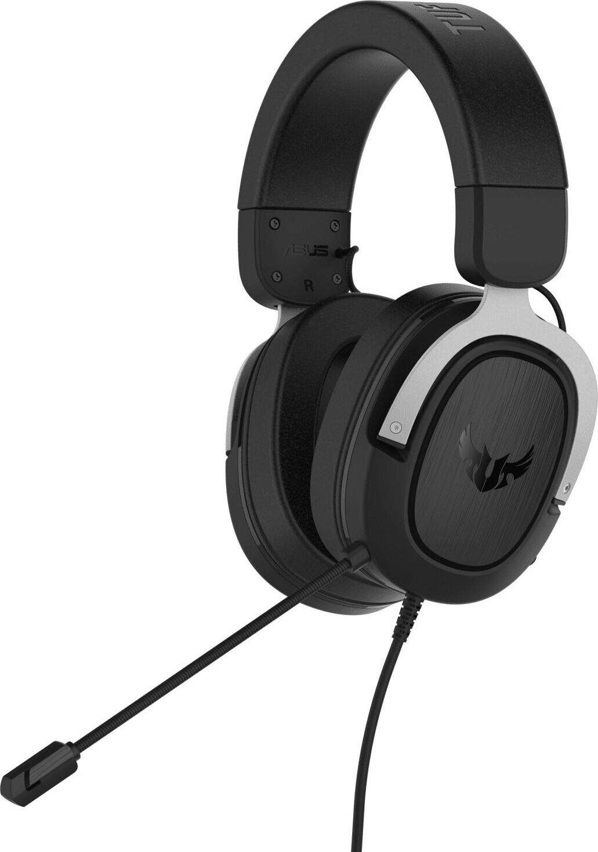 ASUS TUF Gaming H3 Headset Head-band Black,Grey