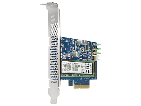 HP Z Turbo Drive 256GB PCIe Solid State Drive 256GB