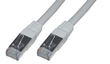 MCL FCC6BMSF-2M cable de red Gris