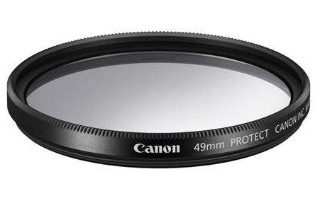 Canon 0577C001 Camera protection filter 49mm camera lens filter
