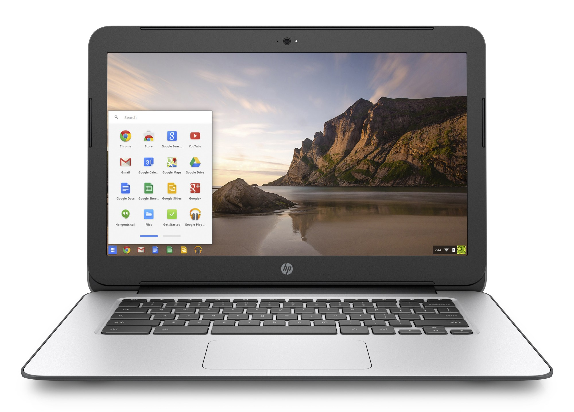 "HP Chromebook 11 G4 2.16GHz N2840 14"" 1366 x 768pixels Silver Chromebook"