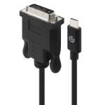 ALOGIC 2m USB-C to DVI Cable - Male to Male - Premium Retail Box Packaging