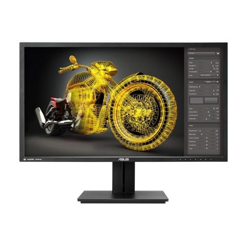 """ASUS PB287Q 28"""" Black 4K Ultra HD"""