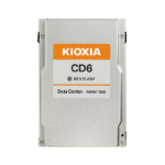 "Kioxia CD6-R 2.5"" 960 GB PCI Express 4.0 3D TLC NVMe"