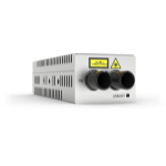 Allied Telesis AT-DMC1000/ST-30 1000Mbit/s 850nm Multi-mode Grey network media converter