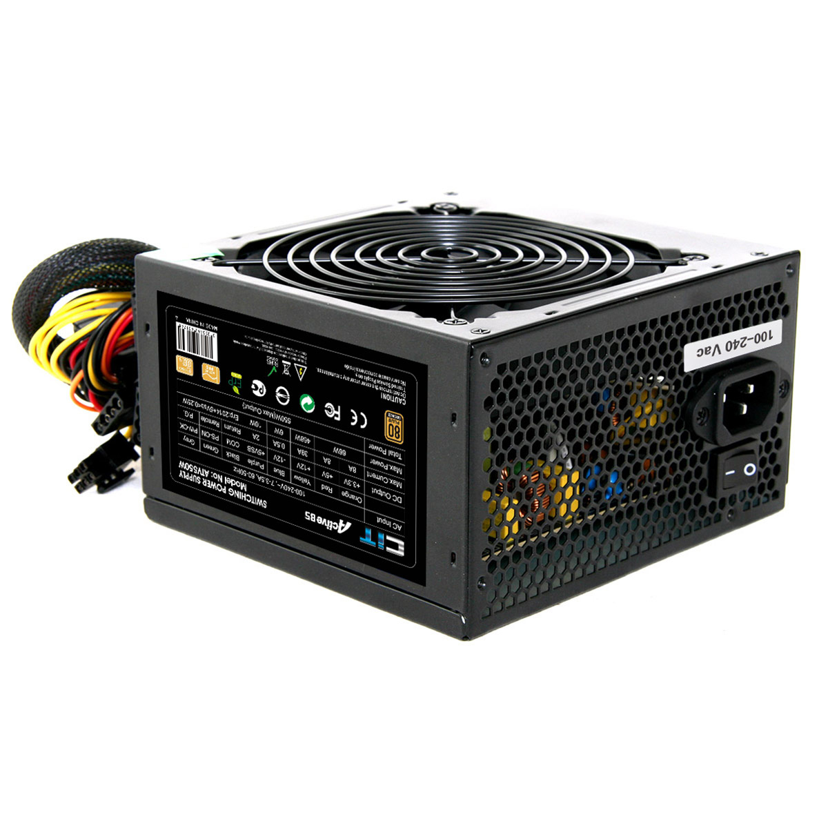 CiT ATV-550W 550W Black