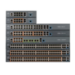 Cambium Networks EX2052 Managed Gigabit Ethernet (10/100/1000) Black 1U