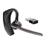 Plantronics Voyager 5200 UC mobile headset Monaural In-ear Black
