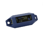 Veracity OUTREACH Max Network transmitter Blue