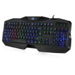 Adesso AKB-138EB keyboard USB QWERTY US English Black