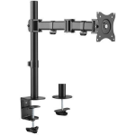 "Gearlab GLB226001 flat panel desk mount 68.6 cm (27"") Clamp Black"