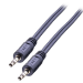 Lindy 35643 audio cable 3 m 3.5mm Black