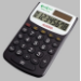 Aurora EC101 calculator Pocket Basic Black