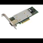 Microsemi HBA 1100-8i8e interfacekaart/-adapter Mini-SAS HD Intern