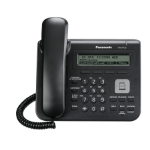 Panasonic KX-UT123 Wired handset LCD Black