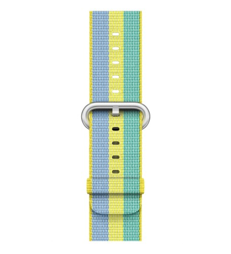 Apple 38mm Pollen Woven Nylon