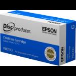 Epson C13S020447 (PJIC1) Ink cartridge cyan, 26ml