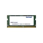 Patriot Memory PSD44G240082S memory module 4 GB DDR4 2400 MHz
