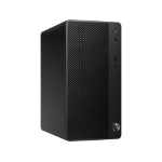 HP 290 G2 3 GHz 8th gen Intel® Core™ i5 i5-8500 Black Micro Tower PC