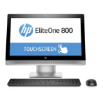 "HP EliteOne 800 G2 3.2GHz i5-6500 23"" 1920 x 1080pixels Touchscreen Silver"