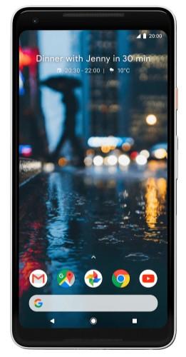 Google Pixel 2 XL Single SIM 4G 64GB Black, White