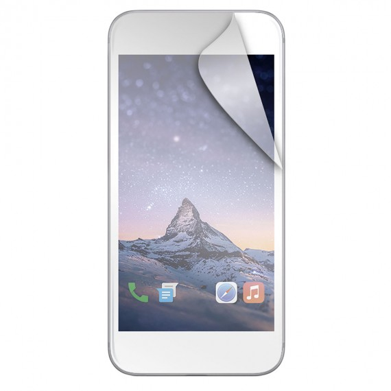 Mobilis 037052 mobile phone screen protector Matte screen protector Zebra 1 pc(s)