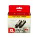 Canon PGI-570PGBK XL Twin cartucho de tinta 2 pieza(s) Original Alto rendimiento (XL) Negro
