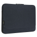 "Targus TBS64601 notebook case 35.6 cm (14"") Sleeve case Navy"