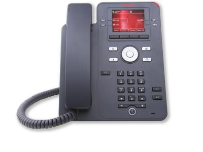Avaya J139 IP phone Black Wired handset