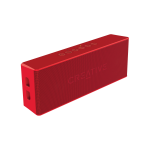 Creative Labs Creative MUVO 2 Mono Rectangle Red
