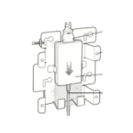 Zebra KT-152097-03 barcode reader accessory Lanyard