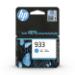 HP 933 Original Cian 1 pieza(s)