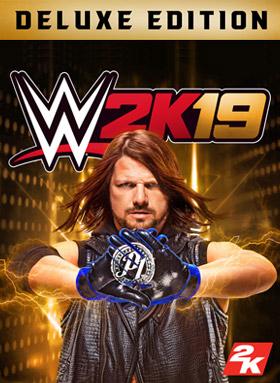 Nexway WWE 2K19 - Deluxe Edition vídeo juego PC De lujo Español