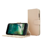 "TheSnugg B01JIX5B6M 5.5"" Wallet case Beige mobile phone case"