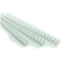 Wire Binding Backs 34-ring - 100 (rg810797)