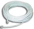 MCL Cordon Modem ADSL Cable RJ11 10m cable telefónico