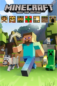 Microsoft Minecraft: Xbox One Edition Favorites Pack Video game add-on