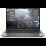 "HP ZBook Firefly 14 G8 Mobile workstation 35.6 cm (14"") 1920 x 1080 pixels 11th gen Intel® Core™ i5 8 GB DDR4-SDRAM 256 GB SSD NVIDIA® Quadro® P620 Wi-Fi 6 (802.11ax) Windows 10 Pro Grey"