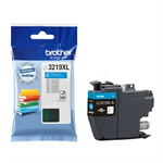 Brother LC-3219XLC Ink cartridge cyan, 1.5K pages, 12,4ml