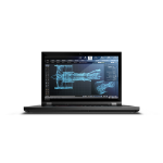 Lenovo ThinkPad P53 Mobile workstation Schwarz 39,6 cm (15.6 Zoll) 1920 x 1080 Pixel Intel Xeon E 32 GB DDR4-SDRAM 1024 GB SSD NVIDIA Quadro RTX 5000 Max-Q Wi-Fi 6 (802.11ax) Windows 10 Pro for Workstations