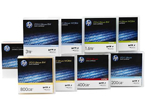 Hewlett Packard Enterprise LTO-7 Ultrium Non Custom Labeled Data Cartridge 20 Pack LTO