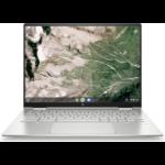 "HP Chromebook Elite c1030 DDR4-SDRAM 34.3 cm (13.5"") 1920 x 1280 pixels Touchscreen 10th gen Intel® Core™ i5 8 GB 128 GB SSD Wi-Fi 6 (802.11ax) Chrome OS Silver"