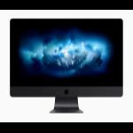 Apple iMac Pro 68,6 cm (27 Zoll) 5120 x 2880 Pixel Intel® Xeon® W 64 GB DDR4-SDRAM 1000 GB SSD AMD Radeon Pro Vega 56 macOS High Sierra 10.13 All-in-One workstation Grau