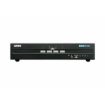 Aten CS1144H KVM switch Black