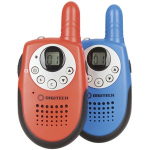 Generic 0.5W 80 Channel UHF CB Red/Blue Twin Pack
