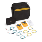 Fluke CertiFiber Pro Optical Loss Test Sets (OLTS) Yellow